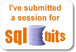 Submit a session for SQLBits