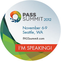PASS Summit 2012