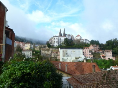 The beautiful Sintra