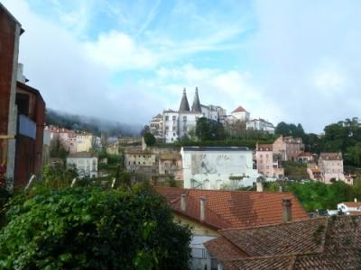 The beautiful Sintra