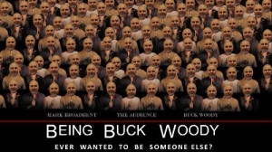 Being Buck Woody
