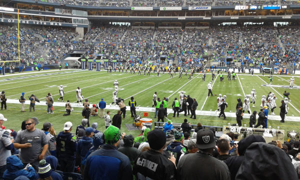 Seahawks start