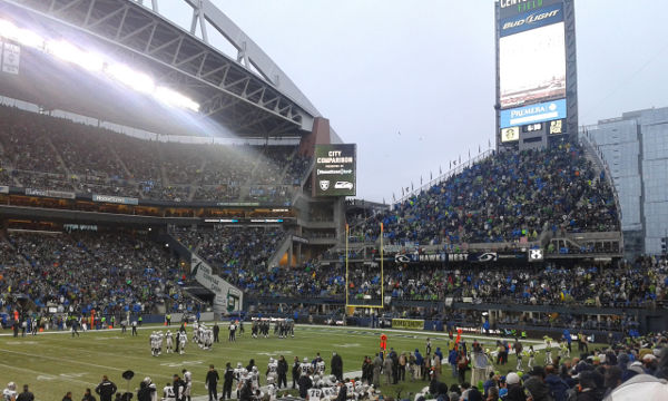 Seahawks game