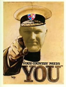 Buck Needs You